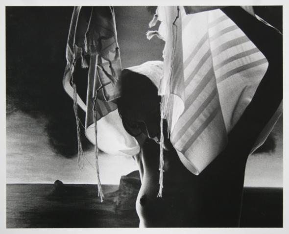 Leonard Nimoy, From the Shekhinah Series 65-8 via R Michaelson galleries
