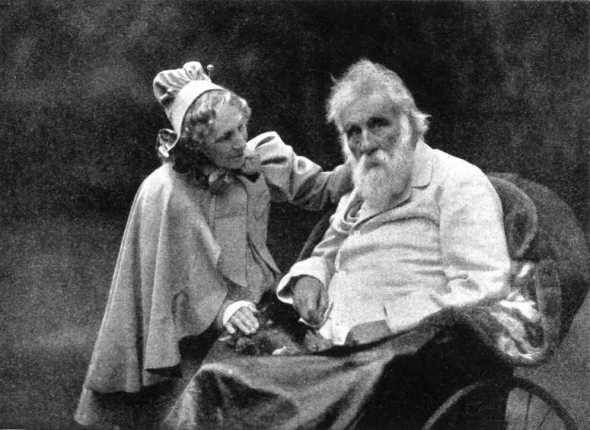 George MacDonald and his wife Louisa on their 50th Anniversary