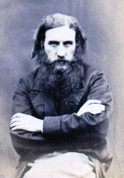 George MacDonald Photo circa 1870