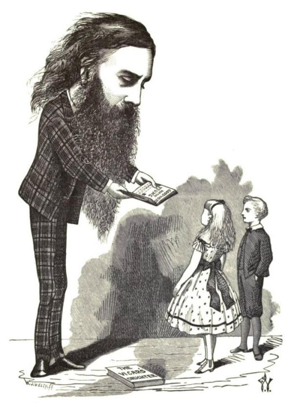 George MacDonald, William Waddy, 'Cartoon portraits and biographical sketches of men of the day,'  1873.