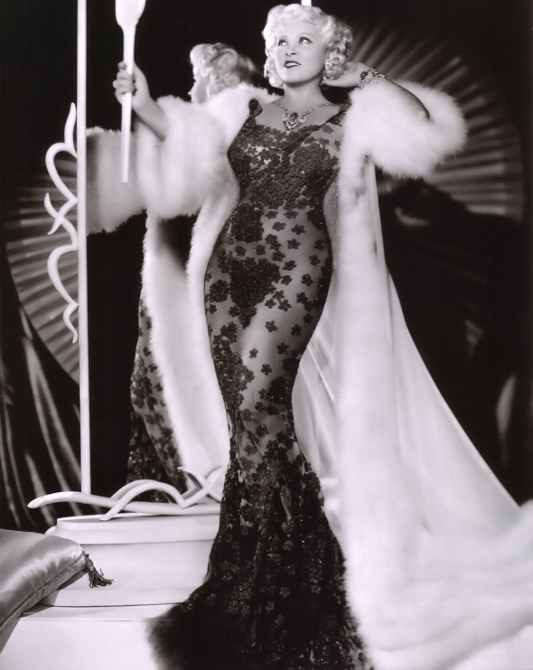 Mae West, from Go West, Young Man. Courtesy Wikimedia Commons