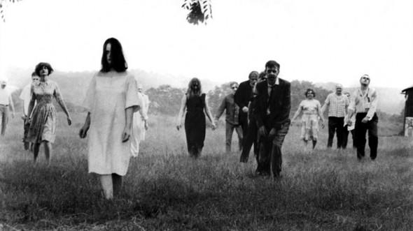 George Romero, Night of the Living Dead, 1964