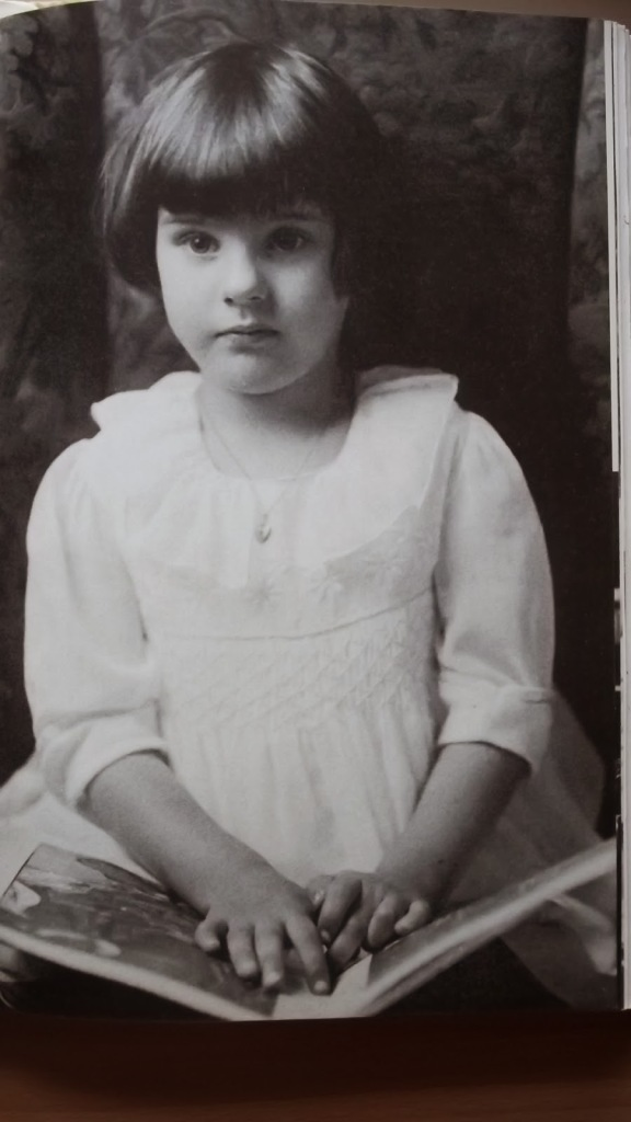 Mary as a Child