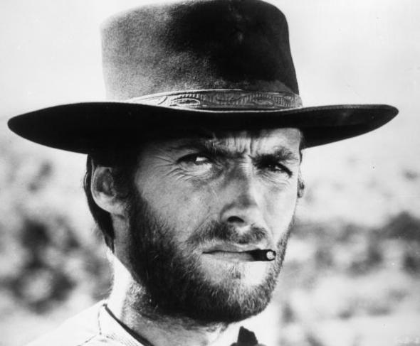 Clint Eastwood, 1966 Photo by Hulton Archive/Getty Images