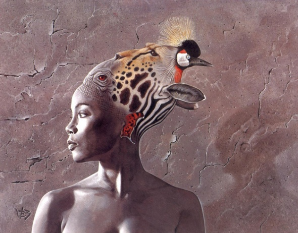 Book Cover for Octavia Butler's Wild Seed.