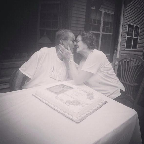 My Parents Celebrate Their 60th Wedding Anniversary