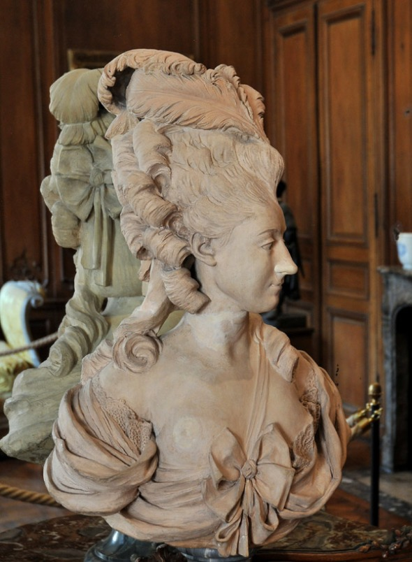 Madame de Luzy of the Comedie Francais: Yet Another Actress with a Bust